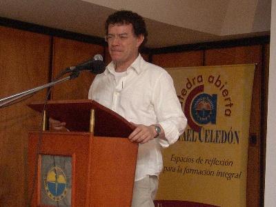 """""""El Magdalena visto desde la opinión"""", Cátedra Abierta Rafael Celedón"""